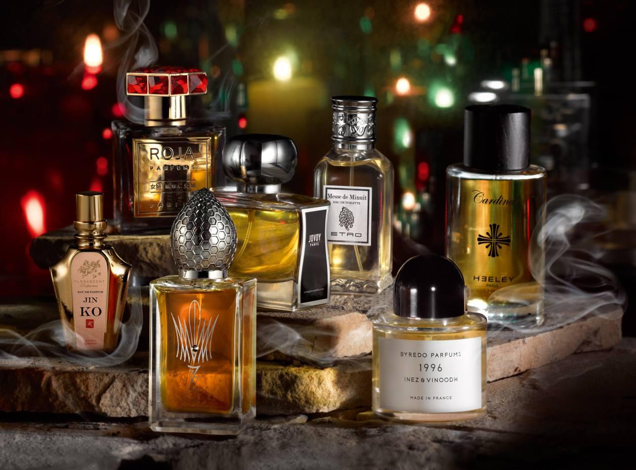 Świat niszowych perfum