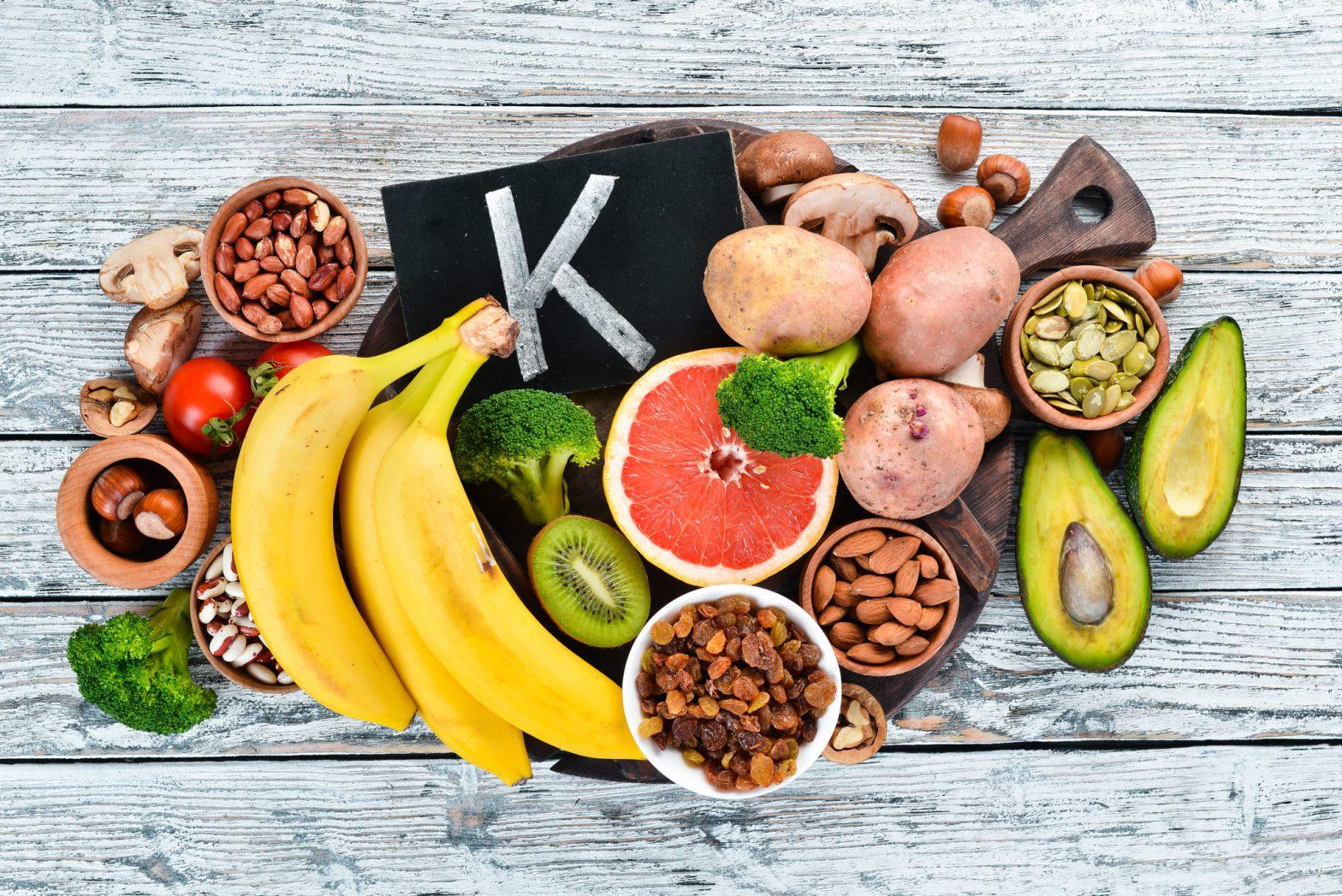 Potas w zbilansowanej diecie – dlaczego jest ważny?